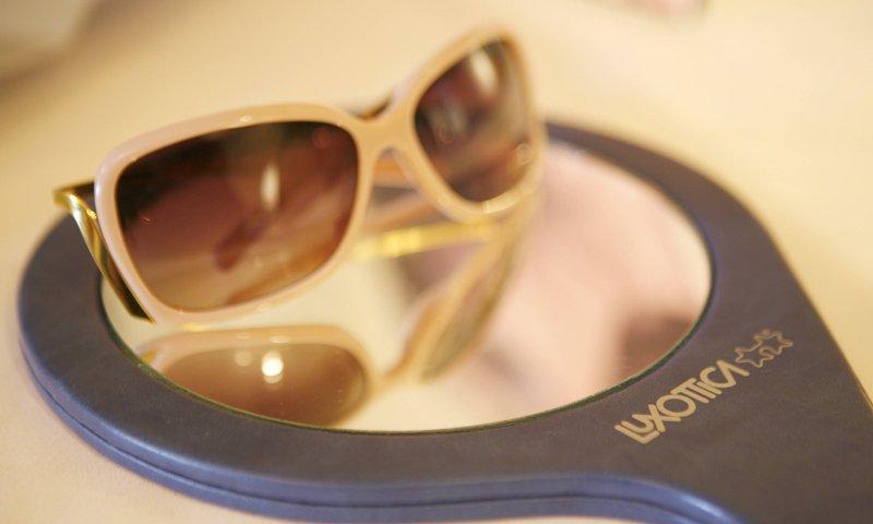 Las gafas hicieron rico a Leonardo del Vecchio