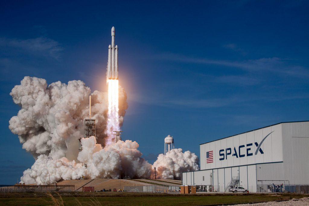 Gracias a la NASA también ha aumentado la fortuna de Elon Musk