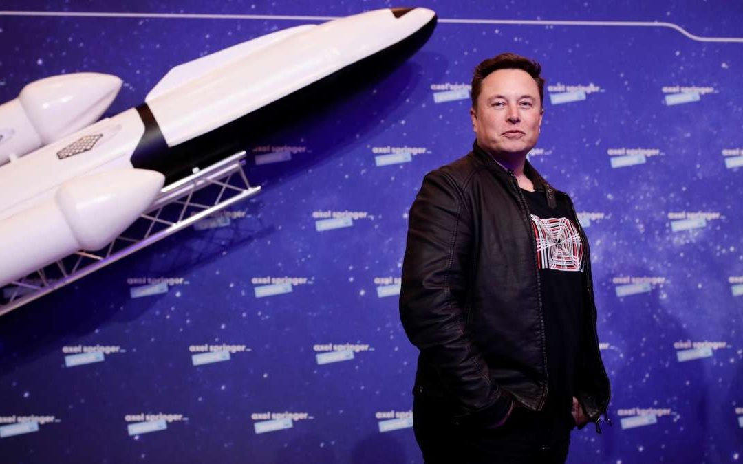 La fortuna de Elon Musk
