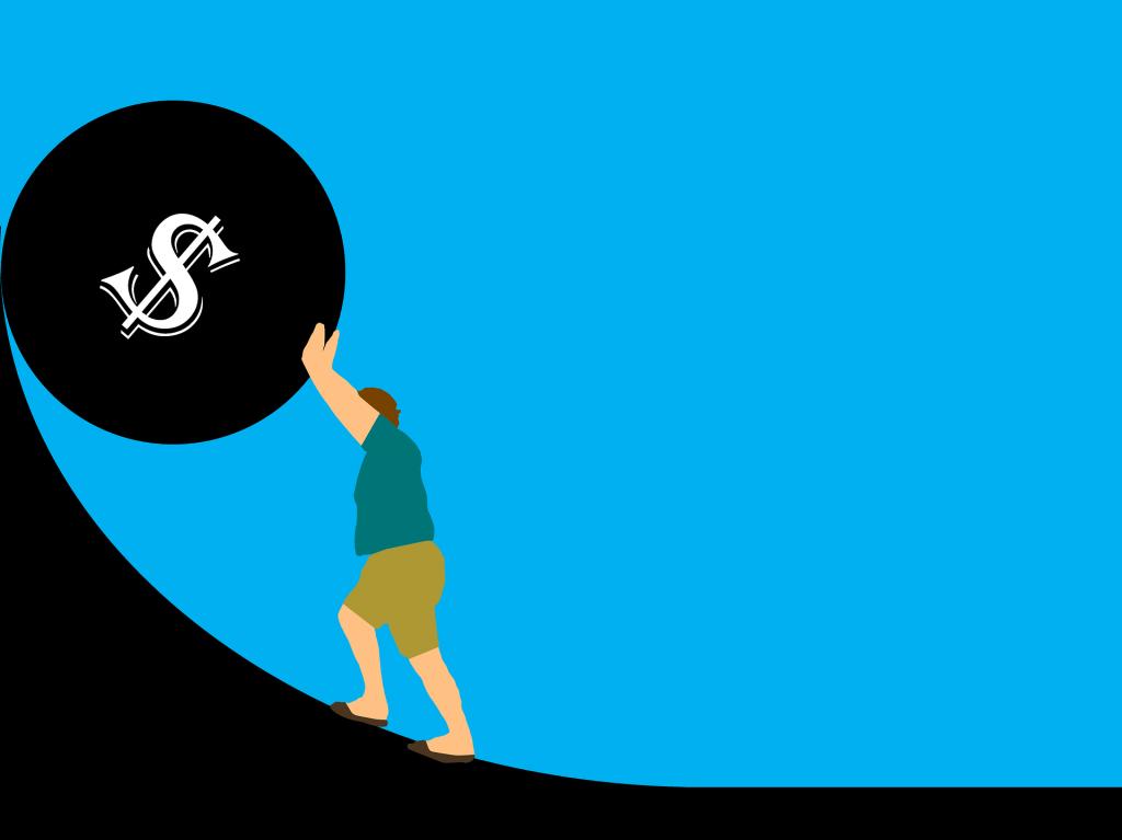 Pagar deudas te hace recobrar tu libertad financiera