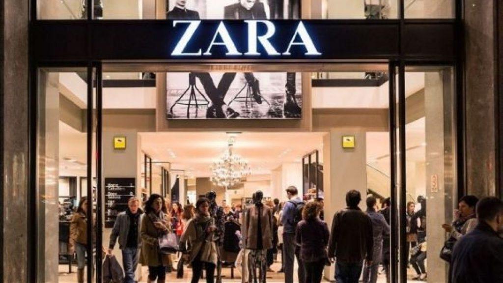 Amancio Ortega es millonario gracias a Zara