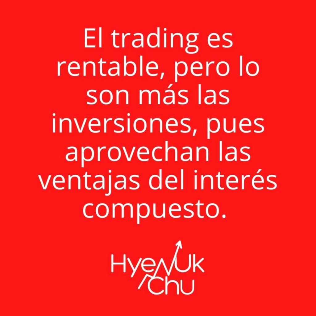 Sabes qué tan rentable es el trading es clave antes de operar en la Bolsa de Valores