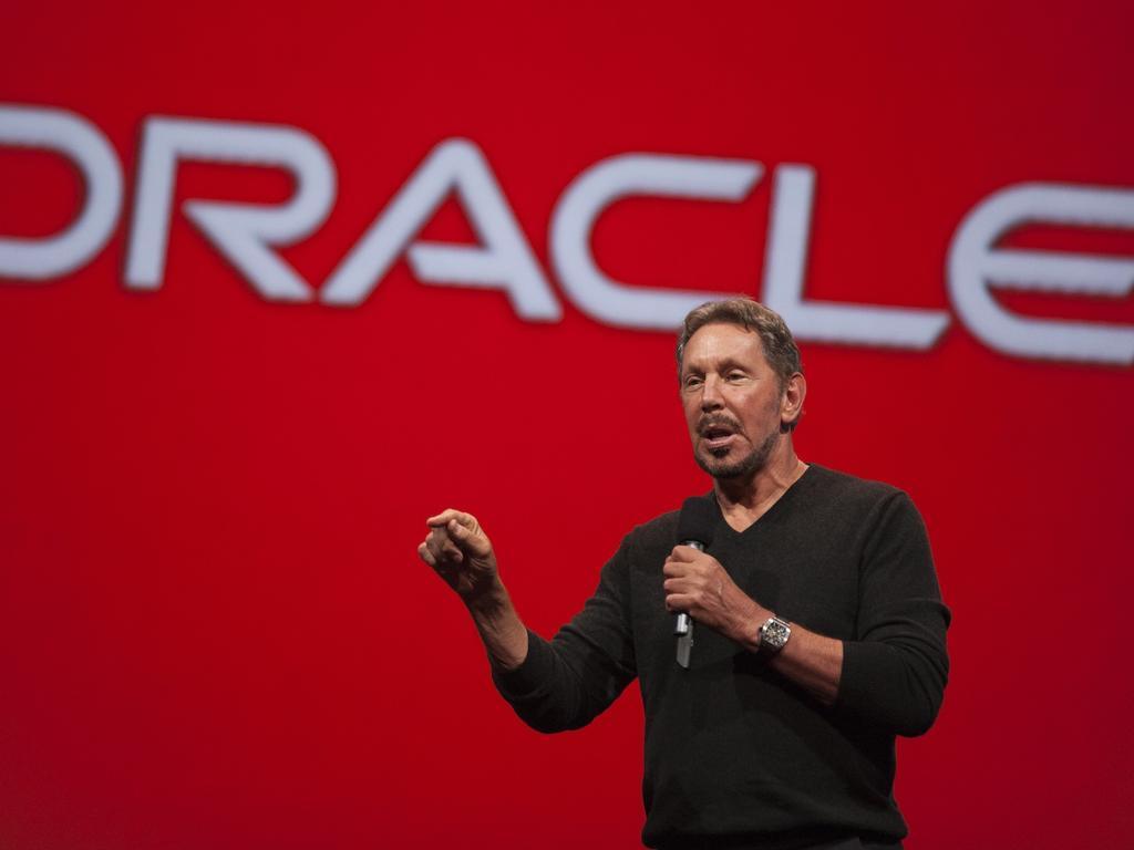 Tras morir su tía, Larry Ellison fundó Oracle